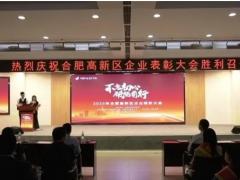 """喜报!杜威智能荣获高新区2020年""""复工复产贡献奖"""""""