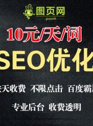 seo网站优化排名_百度首页关键词按天计费_套餐内10元/天/词