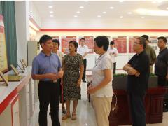 南平市人大常委会到虹润公司对《社保法》实施情况开展专题