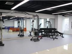 万万没想到,美控的健身房令人大开眼界!