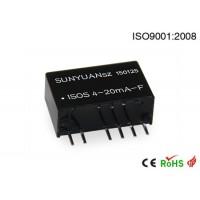 微型低成本  4-20mA  电流环路 隔离配电器 IC 