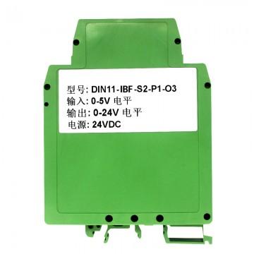 5V方波转24V电平信号隔离转换器、方