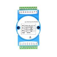 编码器ABZ相5V脉冲差分信号隔离转换器、变送器