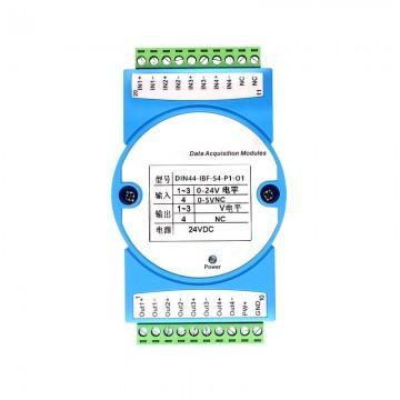 单端转5V差分/编码器差分信号转换模