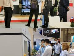 金秋十月,丹桂飘香 上海微电子参展IC China 2020