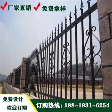 佛山铁艺护栏网生产厂家 工厂锌钢围