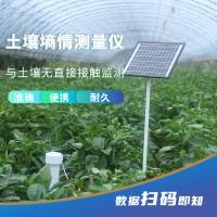 北海灵犀管式土壤温湿度监测仪温湿度测定仪一体式现货直供