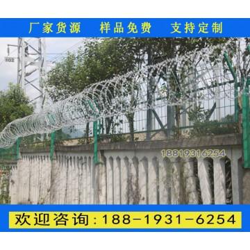 河源国标8002护栏 铁路加高防护栏