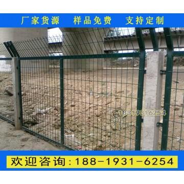 揭阳通线铁路防护栅栏 框架8002铁路