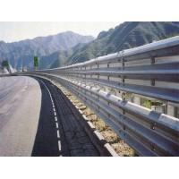 海口一级公路两侧防撞护栏板 屯昌波形梁钢护栏批发