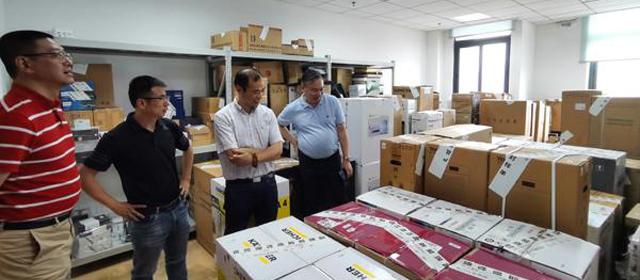 苏州计量测试院通过省市场监管局产品质量监督承检机构现场检查
