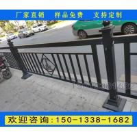 广州车辆道路分割护栏厂家 黄埔人行街道栏杆按图定做