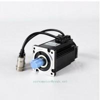 武汉华大伺服电机 80法兰 0.4-1.0KW 小功率电机