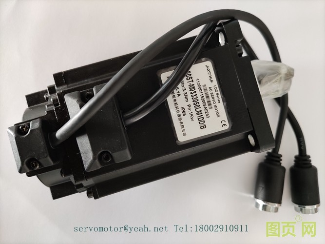3-LDD series 80ST Fram ac servo motors 0.4-1.3kw-5