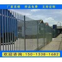 儋州工地组装栏杆批发 乐东围墙通透性铁艺护栏定做