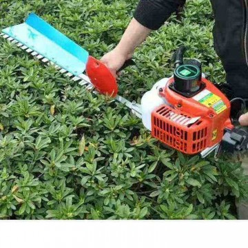 无刷充电式电动绿篱机 家用农用茶树