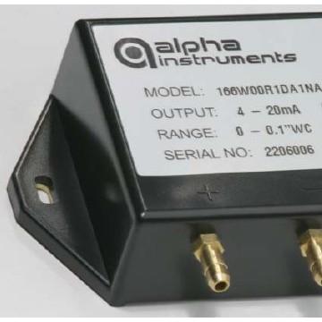 美国阿尔法alpha微差压传感器/变送