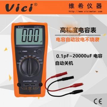 高精度高稳定自动放电防烧数字电容