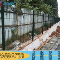 欧式围栏网图集 欧美庭院护栏网 公园防护网 广州I型柱护栏网