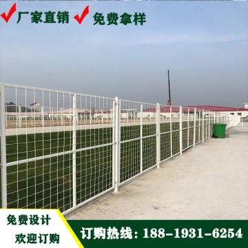 珠海户外铁丝围栏网 汕头工地边框护
