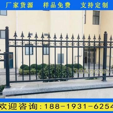 深圳锌钢护栏生产厂家 珠海学校围墙