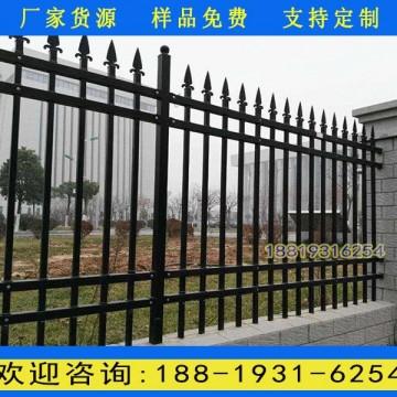 广州学校围墙栏杆包安装 惠州医院铁