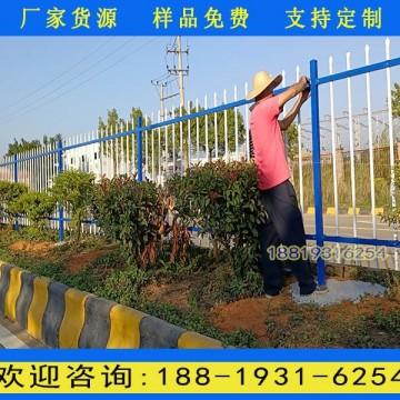 云浮工厂钢管成品围栏 中山小区方钢