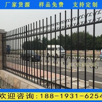 广州小区二横栏杆厂家定做 南沙新建