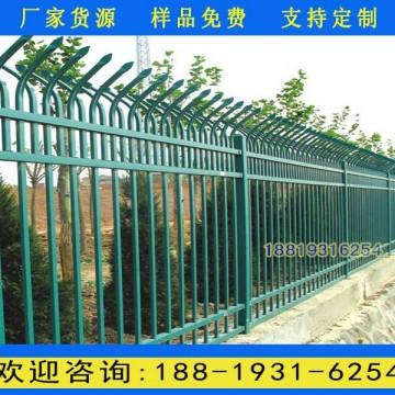 佛山围墙铁艺围栏生产厂家 广州白云