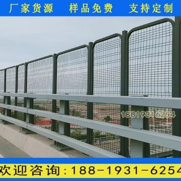 汕头人行道两侧安全护栏 佛山河堤栏