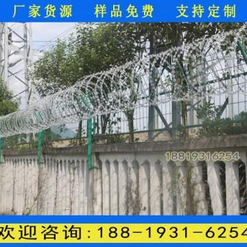 佛山高铁桥下防护栏 铁路防护栅栏厂