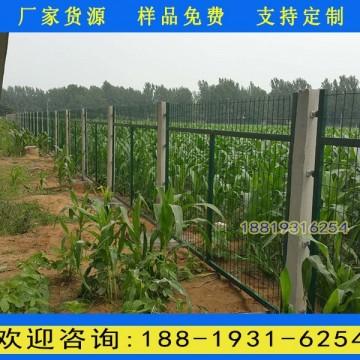 广东铁路防护栅栏图纸 铁路防护栅栏