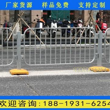 0.9米高路两边防护围栏 深圳人行道