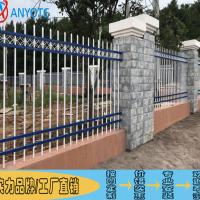 钟落潭医院组装栅栏 广州小区金属栏杆 白云区锌钢护栏制造厂家