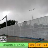 定制2.5米高施工围挡 横琴工地冲孔板护栏 金属围栏