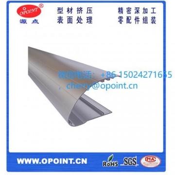 定制自动化设备UV卷材机进料弧台