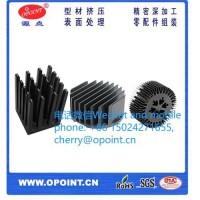 定制加工铝合金电子散热器