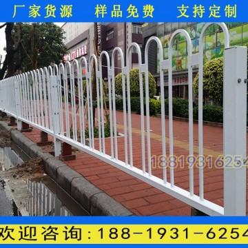 广州人车分流隔离护栏厂家 道路边行