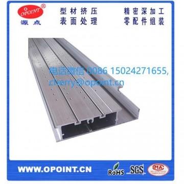 定制高精度UV打印机管形铝平台